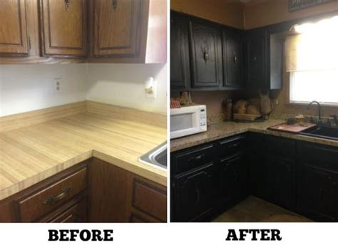 frugal kitchens and cabinets happy friday frugal kitchen makeover we happy and