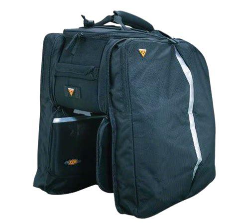 topeak mtx trunkbag exp rack bag in tree fort bikes panniers