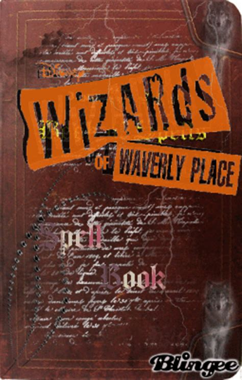 wizards of waverly place spell book picture #124087298