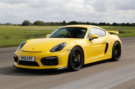 Porsche Gt4 by Porsche Cayman Gt4 Review 2017 Autocar