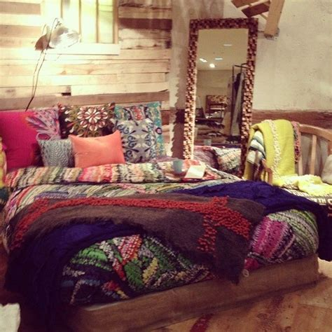 bohemian bed bright boho this is my dream bedding collection