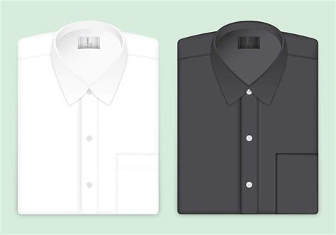 vector folded shirt download free vector art stock