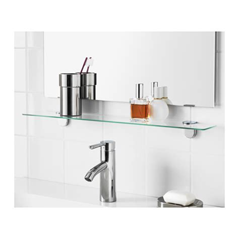 Bathroom Shelves Ikea Glass Bathroom Cabinet Ikea Nazarm