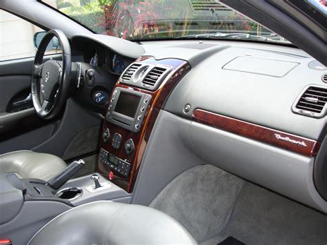 2005 maserati quattroporte interior 2006 maserati quattroporte interior pictures cargurus