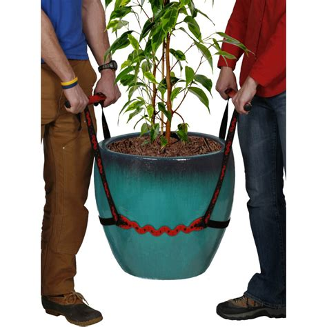 pot de fleur exterieur 1250 sangle porte pot le syst 232 me innovant de jardin et saisons