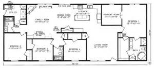 3 bed 2 bath ranch floor plans