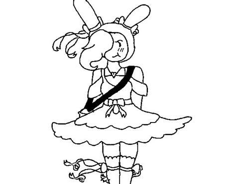 imagenes para colorear vestido dibujo de fiona con vestido para colorear dibujos net
