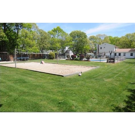 backyard sand volleyball court pin by samantha harper on outdoor pinterest