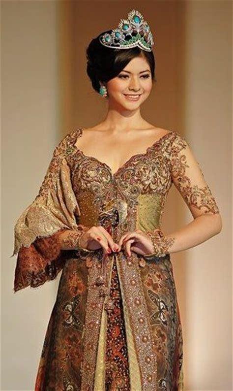 Baju Bali Jumpsuit Panjang Rtr Batik 224 best images about kebaya artis on kebaya brokat and indonesia