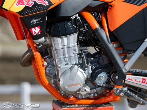 Ktm 450 Exc Engine 2012 Ktm 450 Sx F Factory Edition Ride Photos