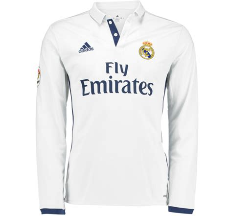 Tshirt Real Madrid Ladacima New 2016 2017 real madrid adidas home sleeve shirt