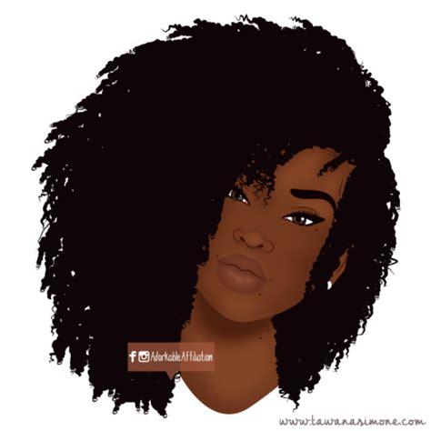 natural hairstyles cartoon natural hair cartoon tumblr