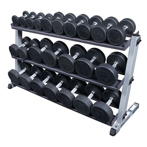 Alat Fitnes Dumbbell solid 3 rd tier for dg 60 toko alat fitnes