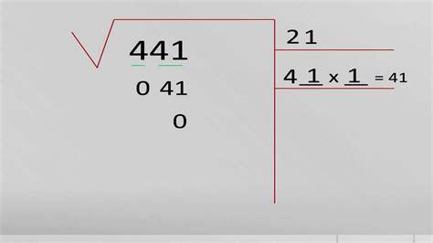 resolver raices cuadradas aprender a resolver ra 237 ces cuadradas youtube
