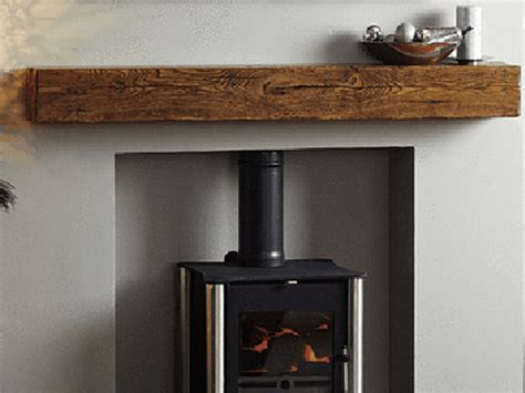 Wooden Beam Fireplace by Oak Fireplace Beams Oak Beam Uk