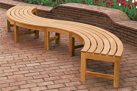diy curved bench curved outdoor bench looks wonderful the homy design