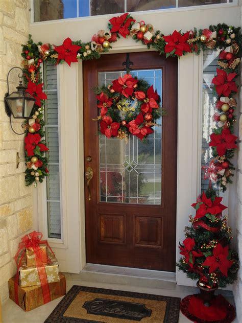 home   home front door christmas decor