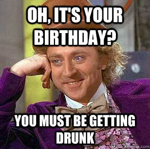 Drunk Birthday Meme - drunk birthday memes to wish your friends 2happybirthday