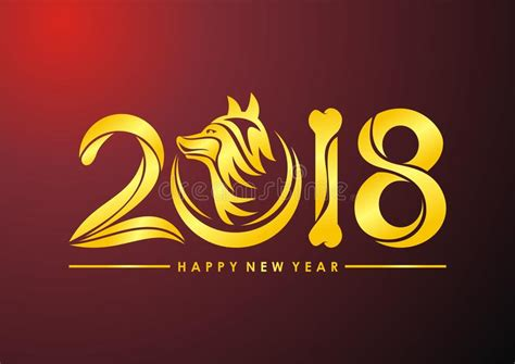 new year 2018 color new year 2018 template