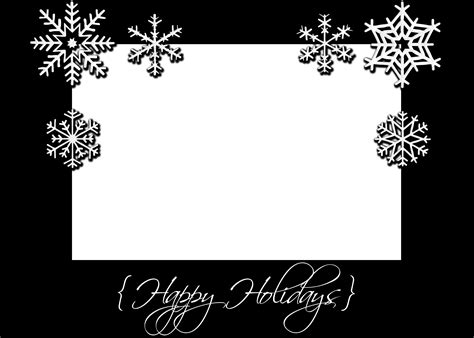 8 Best Images Of Printable Christmas Cards Black And White Black And White Printable Christmas Black And White Card Templates