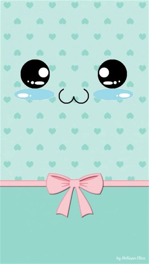 imagenes kawaii para fondo de pantalla de celular wallpapers for phone kawaii iphone pinteres