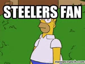 Steelers Vs Ravens Meme - steelers fan
