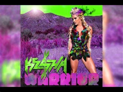 Cd Original Kesha Warrior kesha quot warrior quot album review
