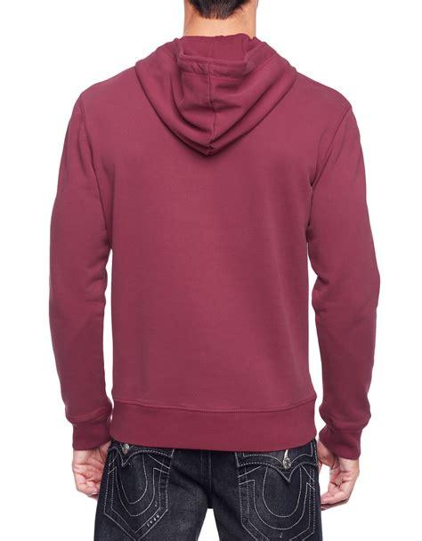Sweater Hoodie The Last Of Us Front Logo true religion fleece mens hoodie in for lyst