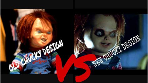 sinopsis film chucky 4 old chucky vs new chucky which looked better youtube
