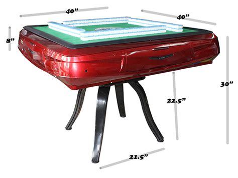 mahjong table automatic sg4042 automatic mahjong table