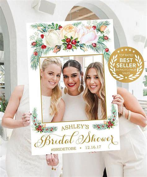 bridal shower photo prop frame wedding photo booth prop ideas bridal