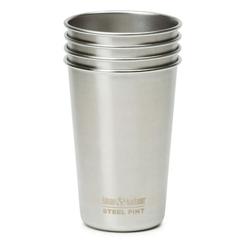 Coffee Mug Ideas by Klean Kanteen Stainless Steel Pint Cups The Green Head