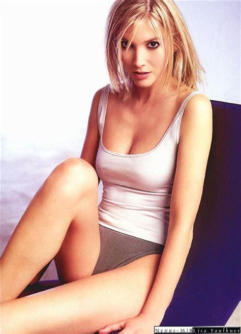 lisa faulkner 17 female celebrity