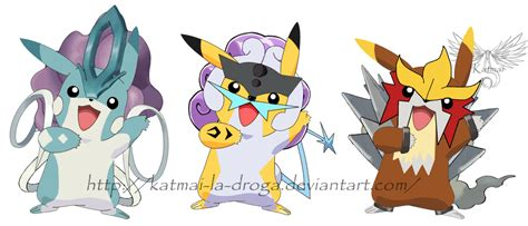 legendary dogs pikachufication legendary dogs by katmai la droga on deviantart
