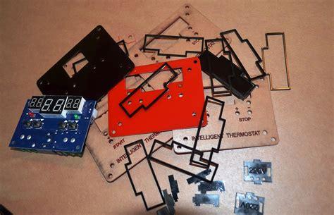 Akrilik Box 1 Draw jual acrylic laser cutting engraving service potong