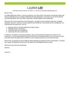 Enforcement Officer Cover Letter by Leading Professional Officer Cover Letter Exles