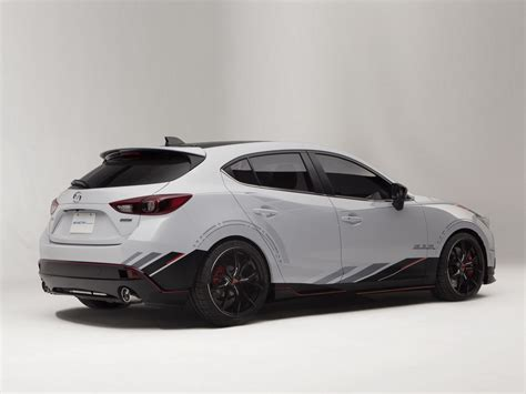 club mazda 3 mazda3 club sport 3 concept pictures and details