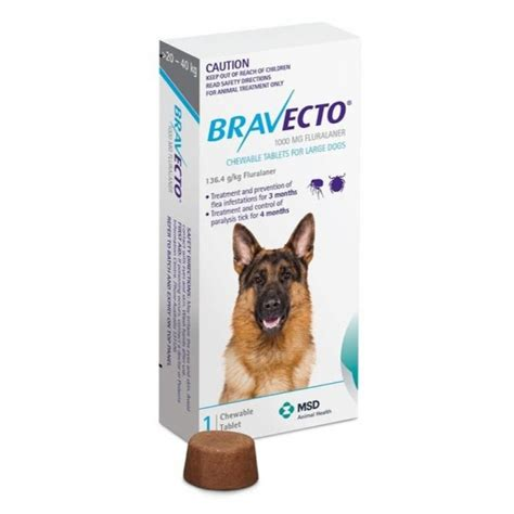 Bravecto Flea Pill For Cats - bravecto 174 l 20 40kg flea and tick pill tataluga