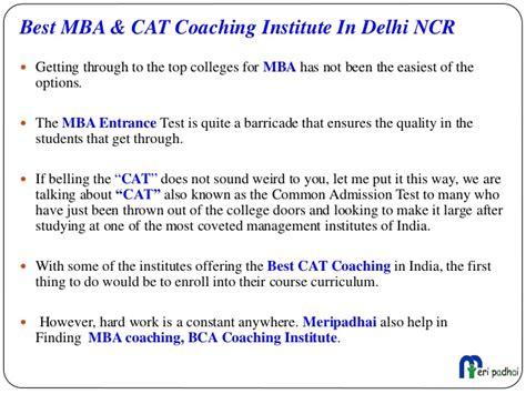 Mba Coaching Classes In Delhi by Computer Coaching Institute In Delhi