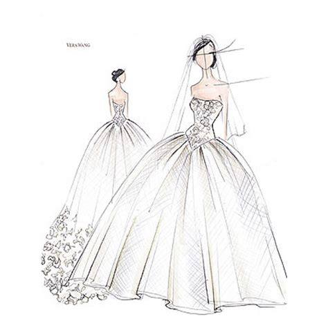Brautkleider Zeichnen by Wedding Dresses Illustrations Search Wedding