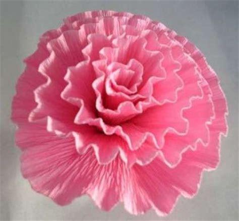 come si fanno i fiori di carta crespa fiori di carta crespa come si fa il garofano pourfemme