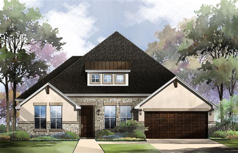 new homes san antonio monticello homes