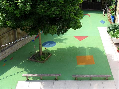 Playground Flooring Options by Wonderful Flooring Ideas For Playgrounds Of All Sizes