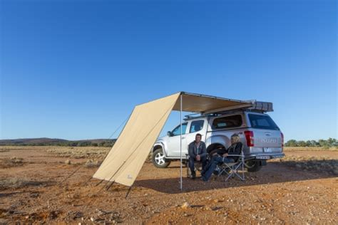Arb Awning 1250 by Arb Awning 1250 Wind Front