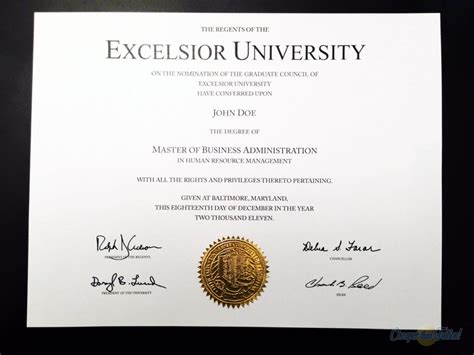 masters degree certificate template diplomas college replicas