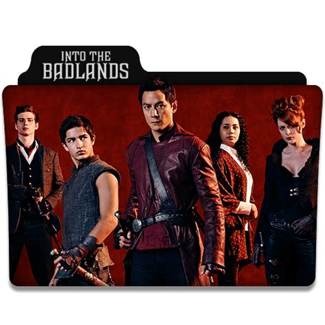 Out Of The Badlands Tv Show | into the badlands tv series folder icon v4 by dyiddo on