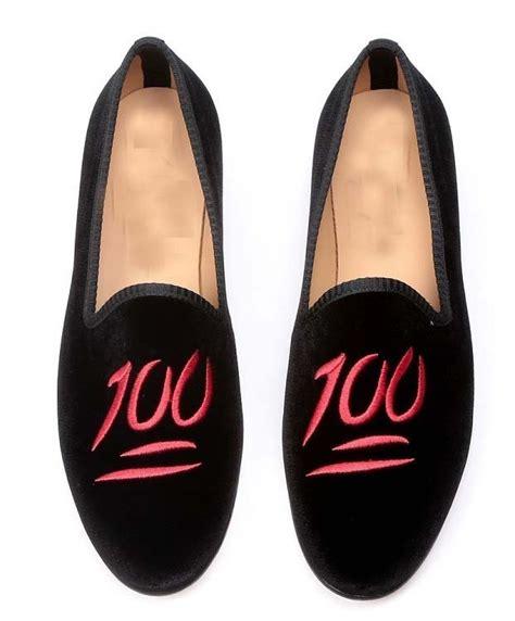 velvet mens slippers mens black velvet loafer 100 embroidered slippers