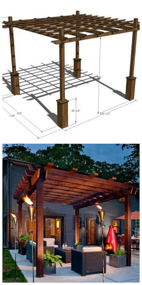 how to build your own pergola 4 diy ideas and tutorials