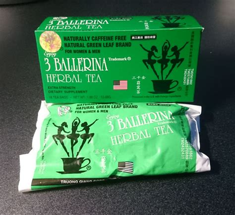 Detox Tea Diarrhea by Everything You Need To About 3 Ballerina Tea