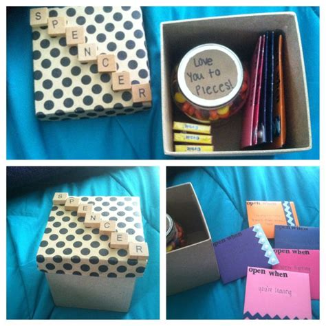 best present for boyfriend going away gift my boyfriend when he leaves for college